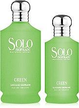 Luciano Soprani Solo Soprani Green - Туалетна вода — фото N3