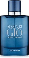 Духи, Парфюмерия, косметика Giorgio Armani Acqua di Gio Profondo - Парфюмированная вода