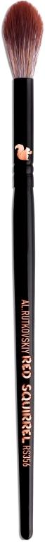Кисть для хайлайтера и пудры RS356 - Al.Rutkovskiy Mini Highlight Brush