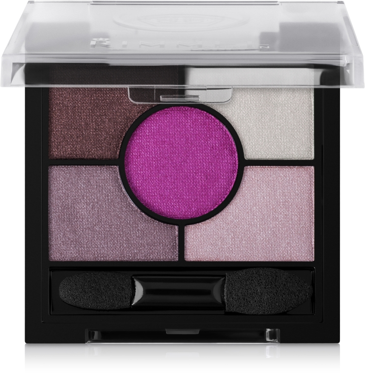 Тени для век - Rimmel Glam'Eyes HD Eye Shadow