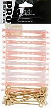 Духи, Парфюмерия, косметика Бигуди-коклюшки d6.5, розово-белые - Tico Professional