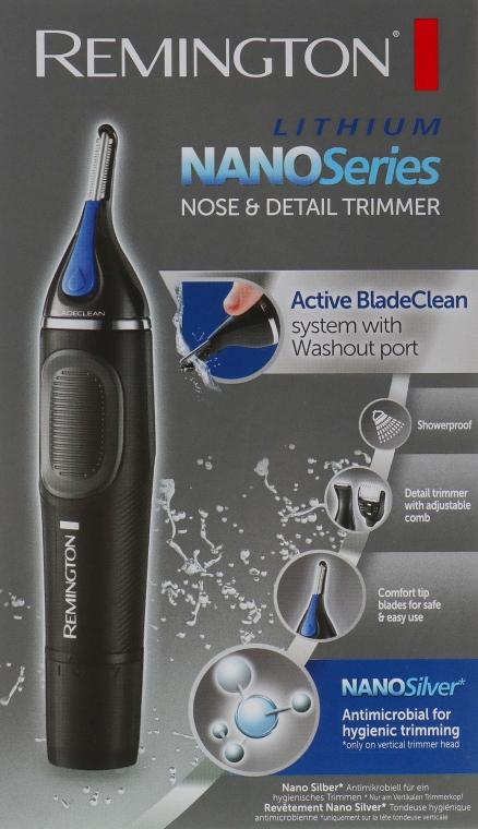Триммер для носа и ушей - Remington NE3870 Nano Series Lithium Trimmer