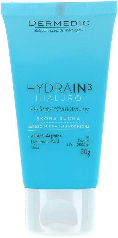 Энзиматический пилинг - Dermedic Hydrain 3 Hialuro Enzyme Peeling