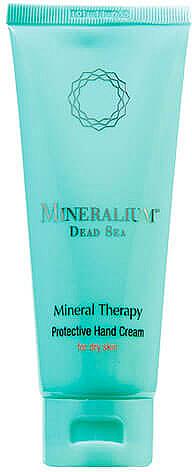 Защитный крем для сухой кожи рук - Mineralium Mineral Therapy Protective Hand Cream
