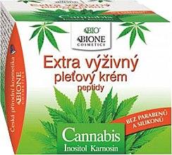 Духи, Парфюмерия, косметика Питательный крем для лица - Bione Cosmetics Cannabis Extra Nourishing Face Cream