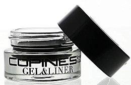 Духи, Парфюмерия, косметика Подводка для глаз, гелевая - Copines Gel & Liner Eyeliner