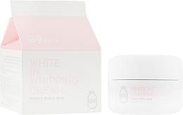 Духи, Парфюмерия, косметика Крем для лица, осветляющий - G9Skin White In Whipping Cream
