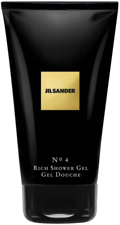 Jil Sander No 4 - Гель для душа