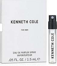 Духи, Парфюмерия, косметика Kenneth Cole Kenneth Cole For Her - Парфюмированная вода (пробник)