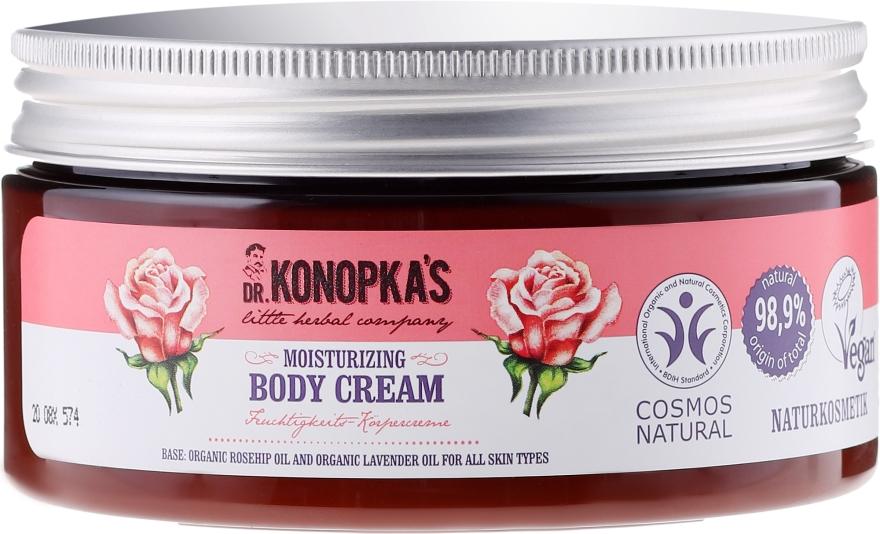 Крем для тела увлажняющий - Dr. Konopka's Moisturizing Body Cream