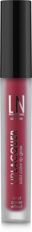 Блеск для губ лаковый - LN Professional Lip Lacquer