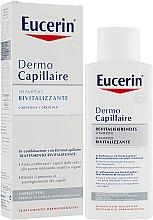 Духи, Парфюмерия, косметика Шампунь против выпадения волос - Eucerin DermoCapillaire Re-Vitalizing Shampoo