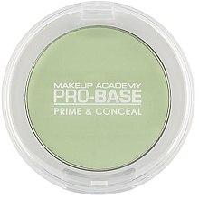 Духи, Парфюмерия, косметика Кремовый консилер для лица - MUA Pro-Base Prime & Conceal Correcting Cream