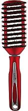 Щітка для волосся, 7712 - Reed Red — фото N1
