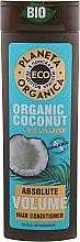 """Духи, Парфюмерия, косметика Бальзам для волос """"Абсолютный объем"""" - Planeta Organica Organic Coconut+Bio Collagen"""
