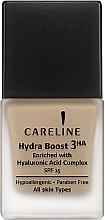 Духи, Парфюмерия, косметика Тональный крем для лица, увлажняющий - Careline Hydra Boost