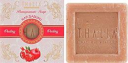 Духи, Парфюмерия, косметика Гранатовое мыло-скраб - Thalia Pomegranate Soap