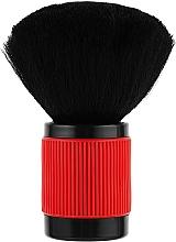 Духи, Парфюмерия, косметика Щетка-сметка - Bifull Professional Neck Brush Black/Pink