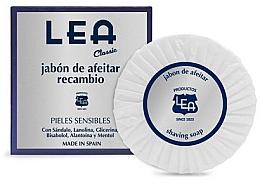 Духи, Парфюмерия, косметика Мыло для бритья - Lea Classic Shaving Soap (сменный блок)