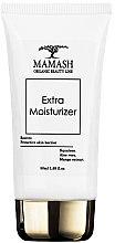 Духи, Парфюмерия, косметика Экстра увлажняющий крем для лица - Mamash Organic Extra Moisturizer Cream