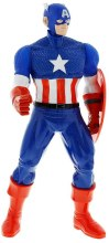 Духи, Парфюмерия, косметика Гель-пена для ванны и душа - Admiranda Captain America 3D