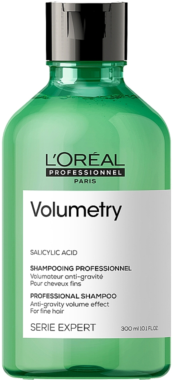 Шампунь для придания объема тонким волосам - L'Oreal Professionnel Serie Expert Volumetry Anti-Gravity Effect Volume Shampoo