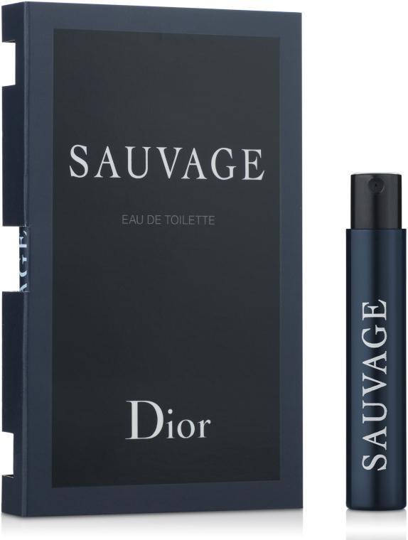 Dior Sauvage - Туалетная вода (пробник)