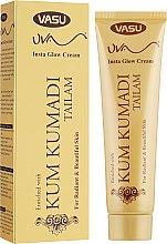 Духи, Парфюмерия, косметика Омолаживающий крем для лица с маслом кумкумади - Vasu UVA Insta Glow Cream