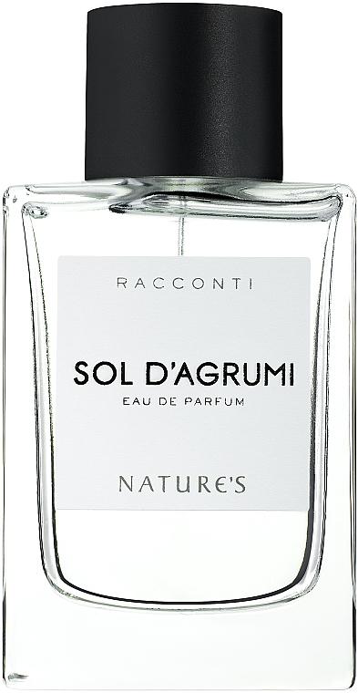 Nature's Racconti Sol D'Agrumi Eau De Parfum - Парфюмированная вода