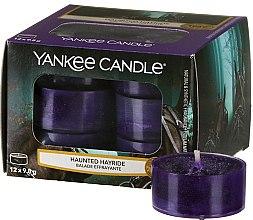Духи, Парфюмерия, косметика Чайные свечи - Yankee Candle Haunted Hayride Scented Tealights