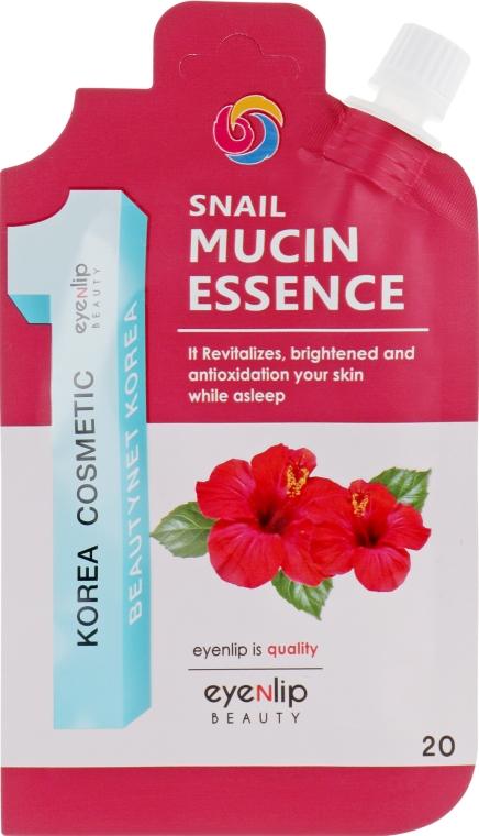 Легкий улиточный крем-эссенция - Eyenlip Snail Moisture Essence