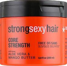 Духи, Парфюмерия, косметика Маска восстанавливающая для прочности волос - SexyHair StrongSexyHair Core Strength Nourishing Anti-Breakage Masque