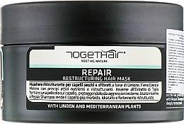 Духи, Парфюмерия, косметика Маска для ломких и поврежденных волос - Togethair Repair Mask Restructuring Hair
