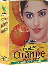 Духи, Парфюмерия, косметика Пилинг-маска для лица - Hesh Orange Peel Powder