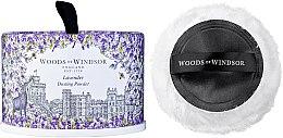 Духи, Парфюмерия, косметика Woods of Windsor Lavender - Тальк для тела
