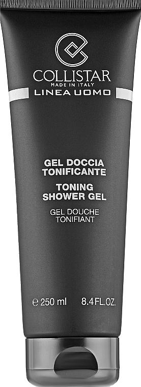Тонизирующий гель для душа - Collistar Tonifying Shower Gel