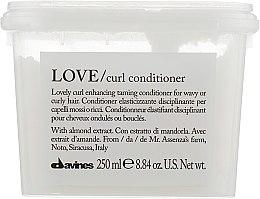 Духи, Парфюмерия, косметика Кондиционер для усиления завитка - Davines Love Curl Enhancing Conditioner