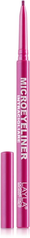 Подводка для глаз - Layla Cosmetics MicroEyeliner Intracigliare Precision & Waterproof
