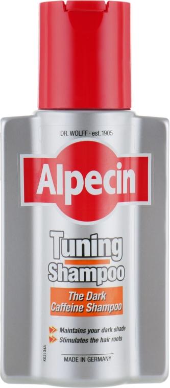 Тюнинг шампунь против выпадения волос и седины - Alpecin Anti Dandruff Tuning Shampoo