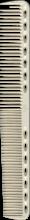 Парфумерія, косметика Гребінець для стрижки, 180мм - Y.S.Park Professional 339 Cutting Combs White