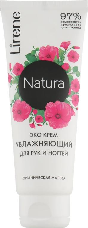 """Крем для рук """"Мальва"""" - Lirene Natura Eco"""