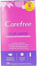 Духи, Парфюмерия, косметика Гигиенические прокладки, 36 шт. - Carefree Plus Large Maxi