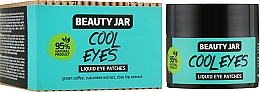 Духи, Парфюмерия, косметика Жидкие патчи под глаза - Beauty Jar Cool Eyes Liquid Eye Patches