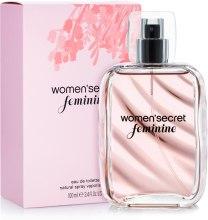 Духи, Парфюмерия, косметика Women Secret Feminine - Туалетная вода