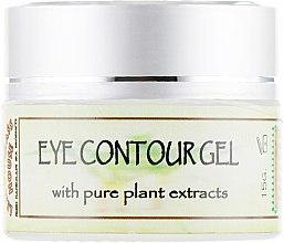 Духи, Парфюмерия, косметика Гель для кожи вокруг глаз - Lemongrass House Eye Contour Gel