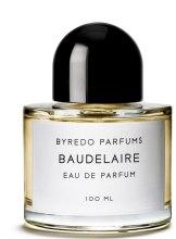 Духи, Парфюмерия, косметика Byredo Baudelaire - Парфюмированная вода (тестер с крышечкой)