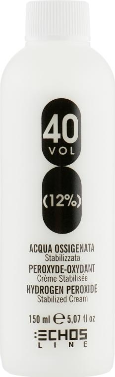 Крем-окислитель - Echosline Hydrogen Peroxide Stabilized Cream 40 vol (12%)