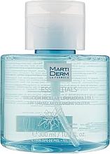 Духи, Парфюмерия, косметика Мицеллярный раствор для очищения лица - MartiDerm Essentials Micellar Solution Cleanser 3in1