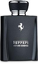 Духи, Парфюмерия, косметика Ferrari Vetiver Essence - Парфюмированная вода