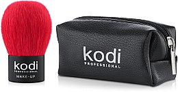 Духи, Парфюмерия, косметика Кисть кабуки, красная - Kodi Professional